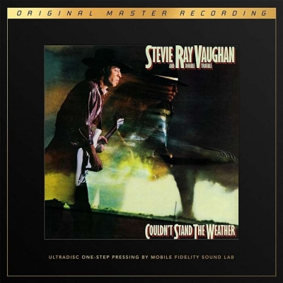 stevie ray vaughan - couldn't stand the weather (2 x 45rpm ultradisc one step lp box halfspeed)