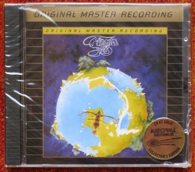 yes - fragile (gold cd)