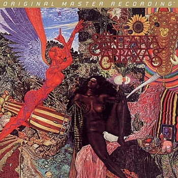 santana - abraxas (gold cd)