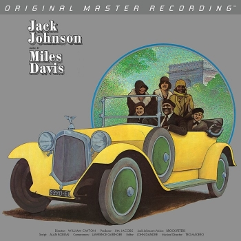 miles davis – a tribute to jack johnson (hybrid sacd)