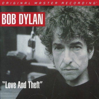 bob dylan - love and theft (hybrid sacd)