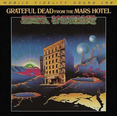 grateful dead - from the mars hotel (hybrid xrcd)