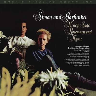 simon & garfunkel - parsley, sage, rosemary and thyme (hybrid sacd)