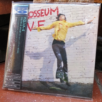 colosseum - live (blu spec cd)