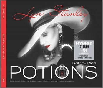 lyn stanley – potions from the 50's ( hybrid sacd)