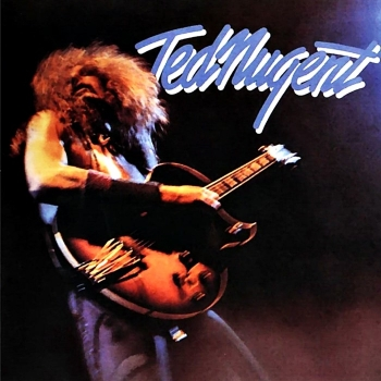 ted nugent - same (33rpm lp)