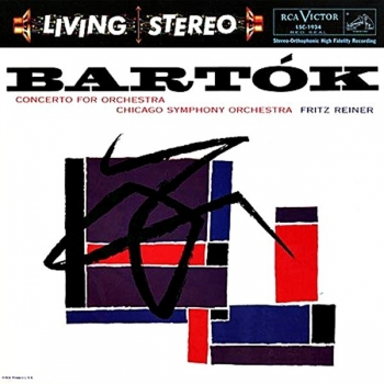 bartók - concerto for orchestra (33rpm lp)