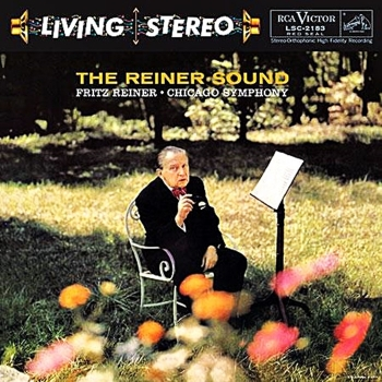 the reiner sound (33rpm lp)
