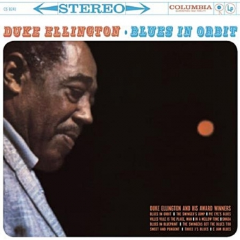 duke ellington – blues in orbit (33rpm lp)