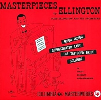 duke ellington - masterpieces (33rpm lp)