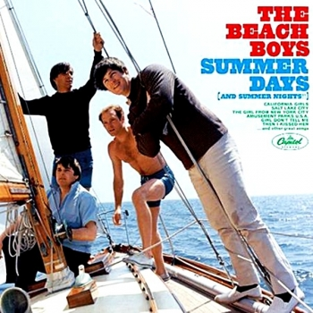 beach boys – summer days (and summer nights!!) (mono, 33rpm lp)