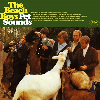 beach boys - pet sounds (mono, 33rpm lp)