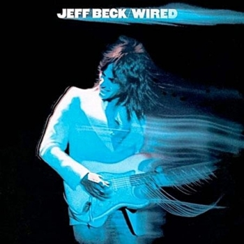 jeff beck - wired (2 x 45rpm lp)