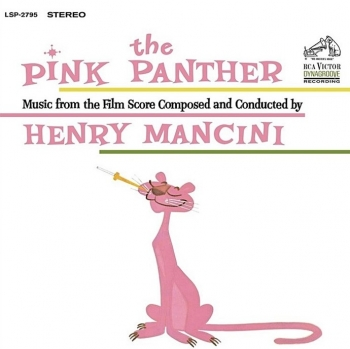 henry mancini – the pink panther (2 x 45rpm lp)
