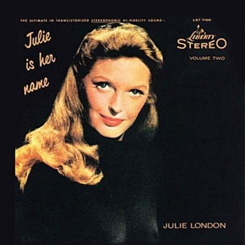 julie london – julie is her name vol. 2 (33rpm lp)