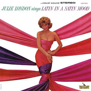 julie london – latin in a satin mood (33rpm lp)