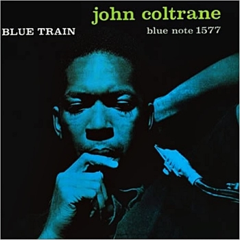 john coltrane – blue train (2 x 45rpm lp)