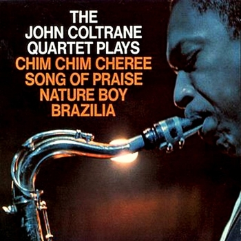 john coltrane quartet - plays (2 x 45rpm lp)
