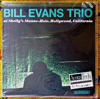 bill evans trio - at shelly's manne-hole (2 x 45rpm lp)