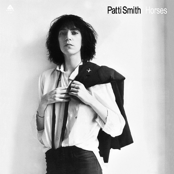 patti smith - horses (33rpm lp)