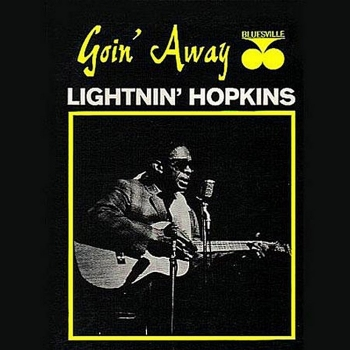 lightnin' hopkins - goin' away (33rpm lp)