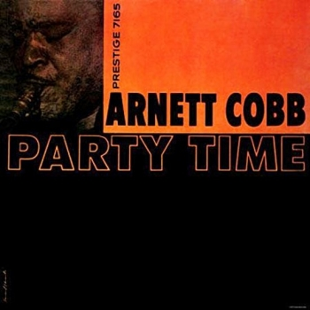 arnett cobb - party time (33rpm lp)