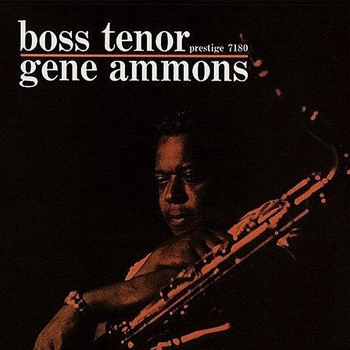 gene ammons – boss tenor (33rpm lp)