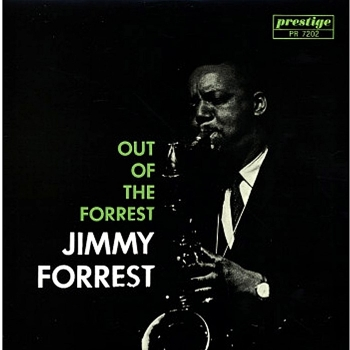 jimmy forrest - out of the forrest (33rpm lp)