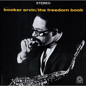 booker ervin - the freedom book (33rpm lp)