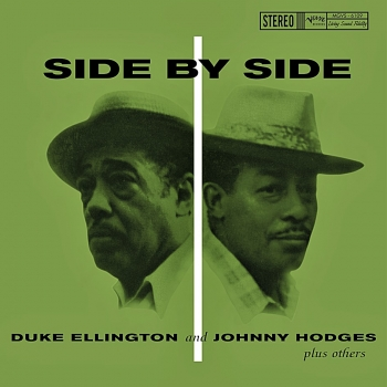 duke ellington & johnny hodges - side by side (2 x 45rpm lp)
