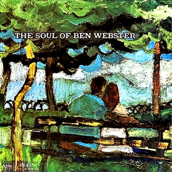 ben webster - the soul of ben webster  (2 x 45rpm lp)