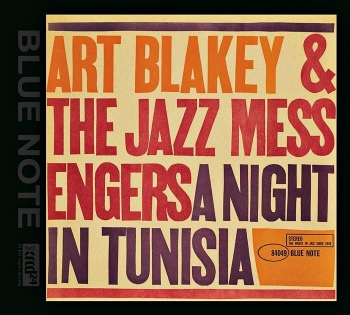 art blakey - a night in tunisia (xrcd 24)