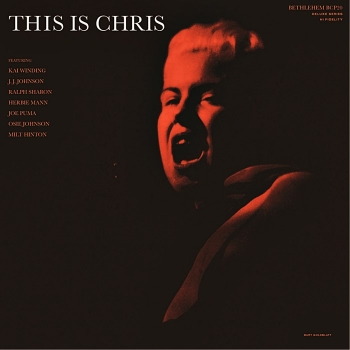 chris connor - this is chris (33rpm lp)