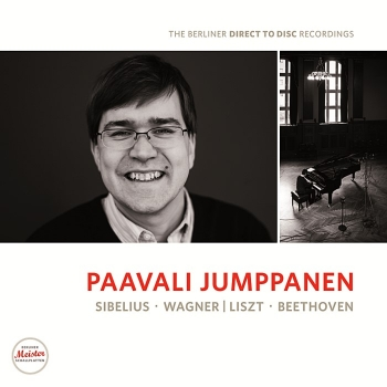 paavali jumppanen - piano recital (33rpm lp, d2d)