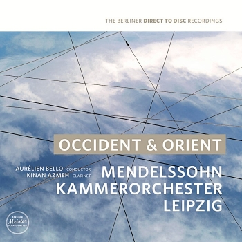 occident & orient (33rpm lp, d2d)