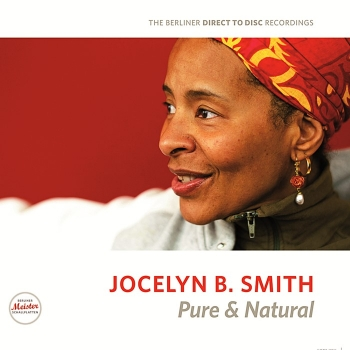 jocelyn b. smith - pure & natural (33rpm lp, d2d)