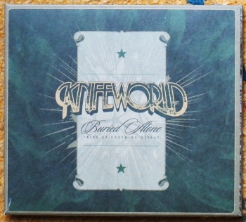 knifeworld – buried alone: tales of crushing defeat (cd)