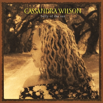 cassandra wilson - belly of the sun (2 x 33rpm lp)