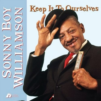 sonny boy williamson - keep it to ourselves (hybrid sacd)