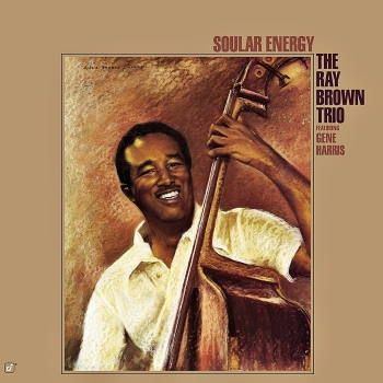 ray brown - soular energy (hybrid sacd)