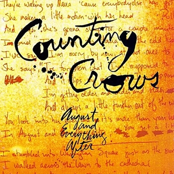 counting crows - august and everything after (hybrid sacd)