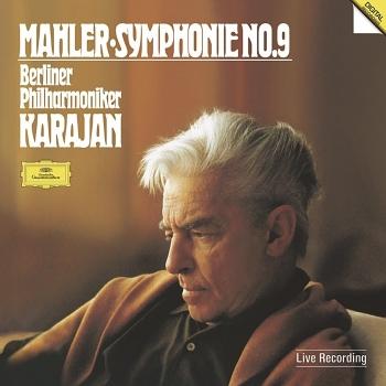 mahler - symphony no. 9 (2 x 33rpm lp box)