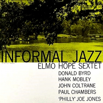 elmo hope sextet - informal jazz (hybrid sacd)