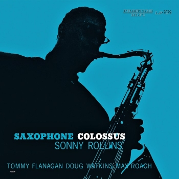 sonny rollins - saxophone colossus (hybrid sacd)