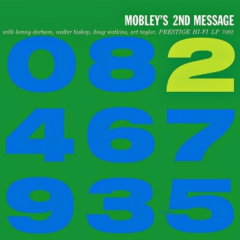 hank mobley - mobley's 2nd message (hybrid sacd)