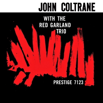 john coltrane - with the red garland trio (hybrid sacd)