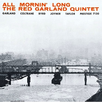 red garland quintet - all mornin' long (hybrid sacd)