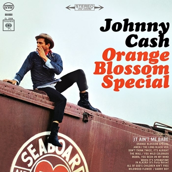 johnny cash - orange blossom special (33rpm lp)
