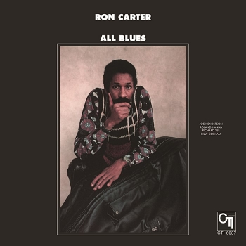 ron carter - all blues (33rpm lp)