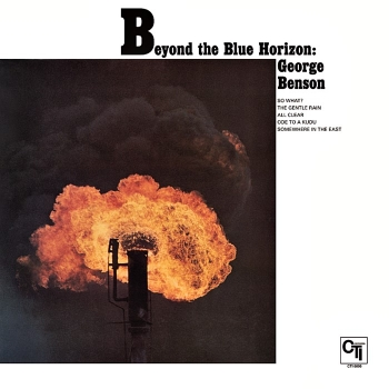 george benson - beyond the blue horizon (33rpm lp)